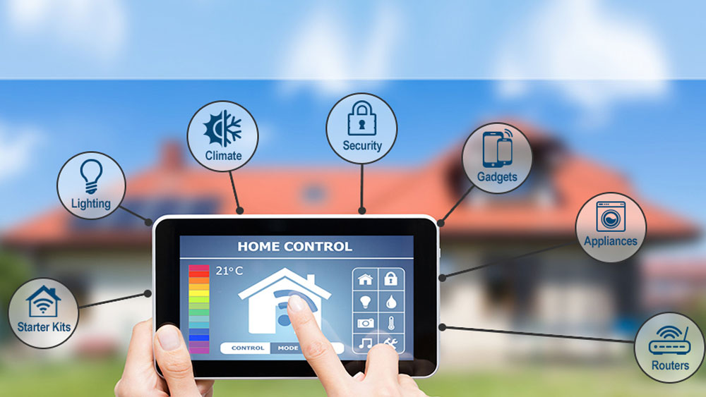 "BE SMART ABOUT ""SMART HOME AUTOMATION"""