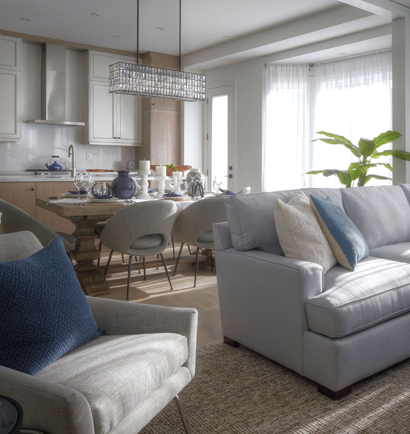 The Forest Phase 2 is a spectacular sequel in Bradford with Pottery Barn Model Home
